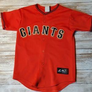 Boys Giants Jersey